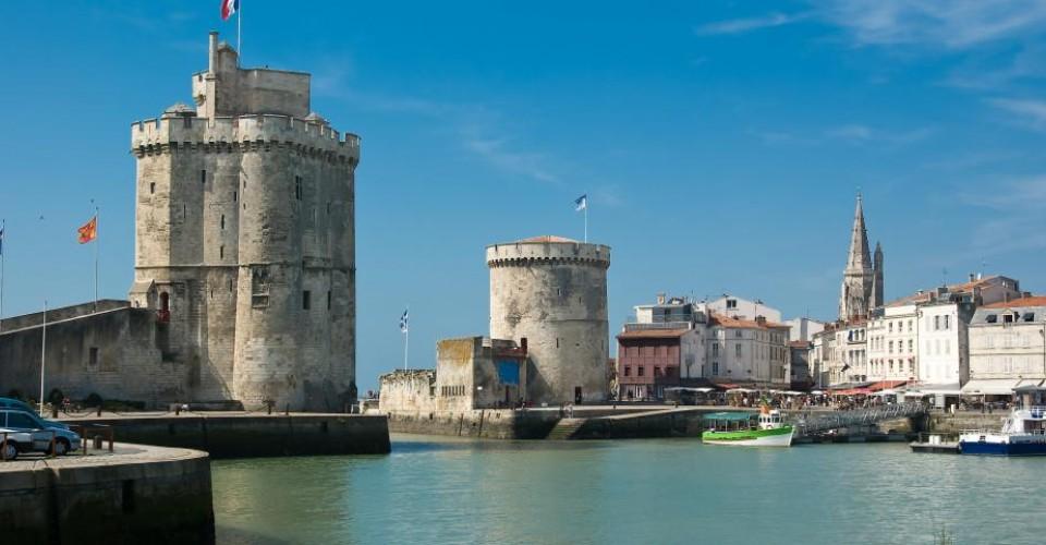 La Rochelle belle et rebelle